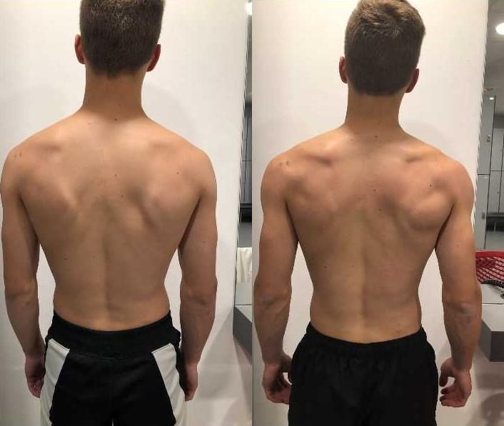 Transformation Musculation