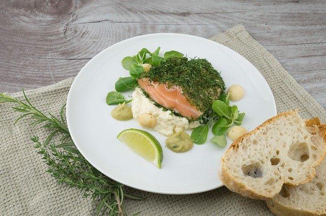 alimentation vitamine D saumon