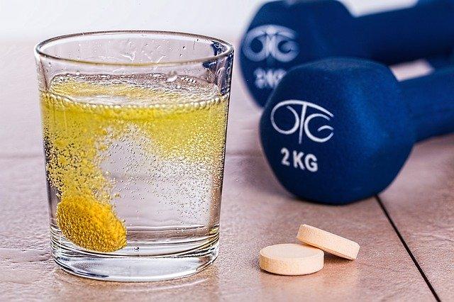 vitamines D sport altères